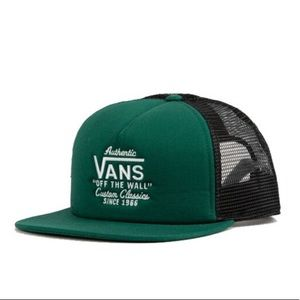 Vans Hat - Galer Trucker - Evergreen